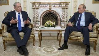 Συνάντηση Νετανιάχου - Πούτιν για τη Συρία