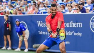 Τένις: Στον τελικό του Σινσινάτι ο Κύργιος
