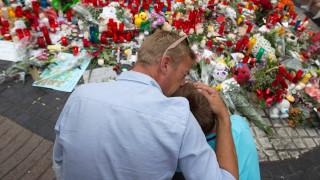 Ανείπωτη θλίψη στη Βαρκελώνη -  Στη Σαγράδα Φαμίλια τιμούν τα θύματα της επίθεσης