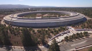 Σχεδόν έτοιμο το νέο campus της Apple (vid)