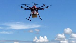 Drone πρώτων βοηθειών σώζει ζωές