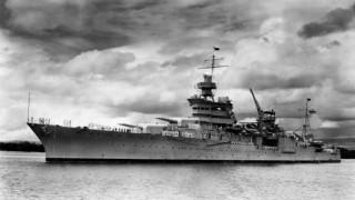 Εντοπίστηκε το ναυάγιο του θρυλικού USS Indianapolis 72 χρόνια μετά τη βύθισή του