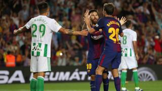 La Liga: Ξεκίνημα με νίκη Ρεάλ Μ. και Μπαρτσελόνα, χωρίς γκολ ο Μέσι