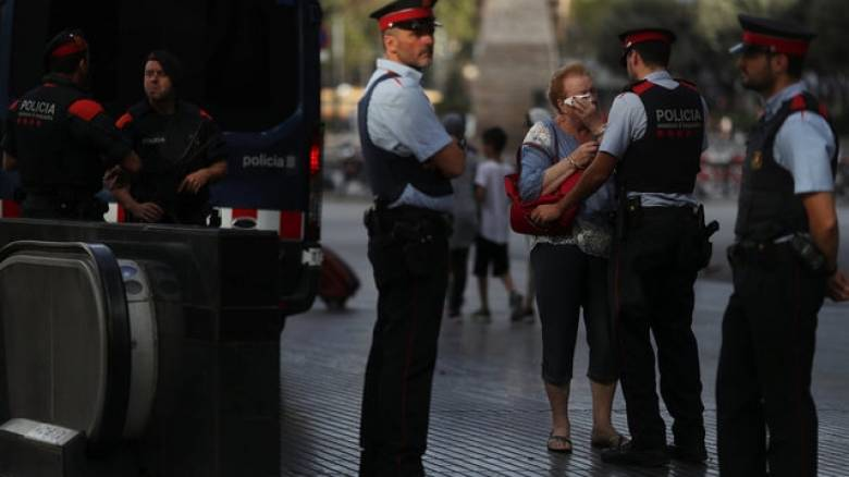Βαρκελώνη: Αυτός είναι ο οδηγός του βαν που σκόρπισε το θάνατο (pics)