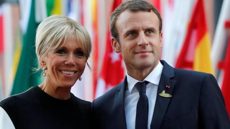 Γαλλία: Η Μπριζίτ Μακρόν αναλαμβάνει και επίσημα δημόσιο ρόλο