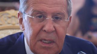 Λαβρόφ: Οι ΗΠΑ θέλουν να στρέψουν τη δυσαρέσκεια των Ρώσων πολιτών ενάντια στη ρωσική κυβέρνηση