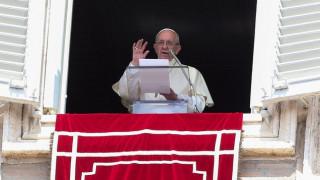 Πάπας Φραγκίσκος: Υπηκοότητα σε όλα τα παιδιά μεταναστών κατά τη γέννησή τους