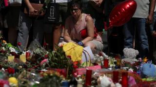 Νέα διαδήλωση κατά της τρομοκρατίας στη Βαρκελώνη (vid)