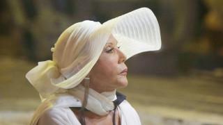 Ζωή Λάσκαρη: Σήμερα το τελευταίο «αντίο» στην αγαπημένη ηθοποιό (pics&vid)