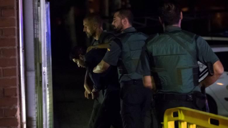 Επιθέσεις Καταλονία: Ενώπιον της δικαιοσύνης οι τέσσερις τζιχαντιστές