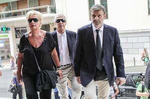 Ο Δήμαρχος Στυλίδας Απόστολος Γκλέτσος, πρώην σύζυγός της κόρης της ηθοποιού Μαρίας Ελένης