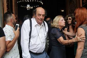 Ο σκηνοθέτης Μανούσος Μανουσάκης