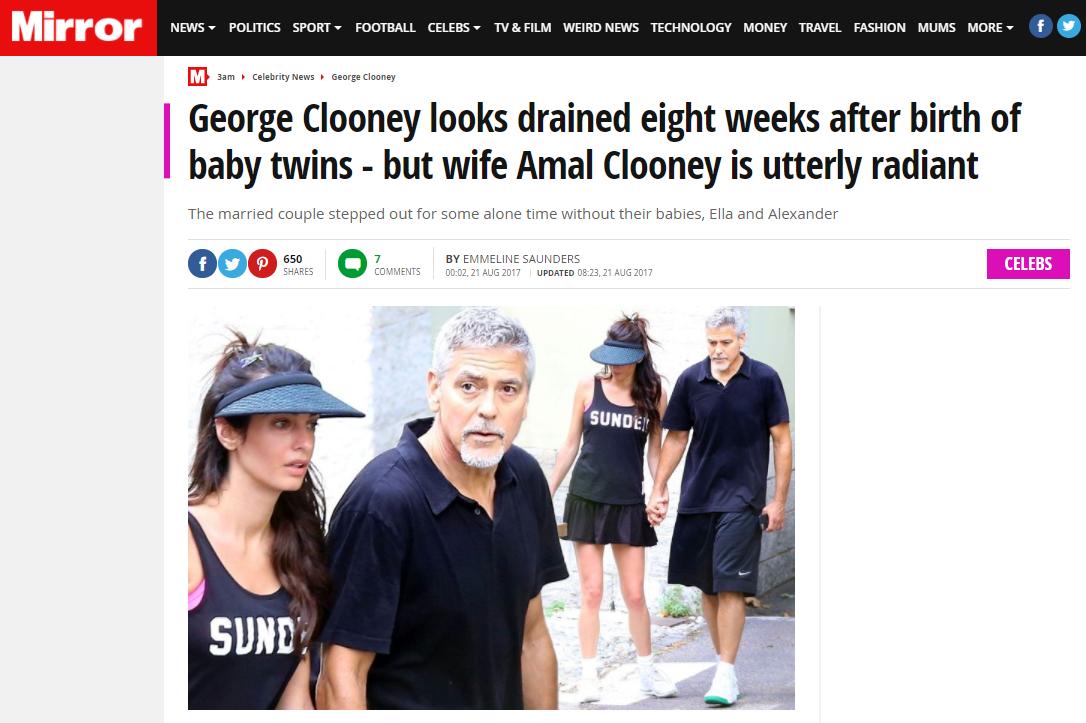 CLOONEY IMAGE