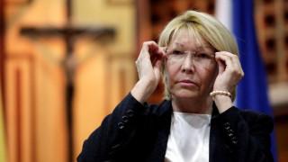 Βενεζουέλα: Για τη Βραζιλία αναχώρησε η πρώην γενική εισαγγελέας Λουίσα Ορτέγα