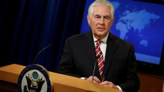 ΗΠΑ: Ικανοποίηση Τίλερσον για την «αυτοσυγκράτηση» της Β. Κορέας