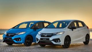 H Honda ανανεώνει το Jazz προσθέτοντας και νέο κινητήρα