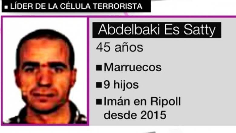 Το Βέλγιο ενημέρωσε το 2016 τις ισπανικές αρχές για τον ιμάμη