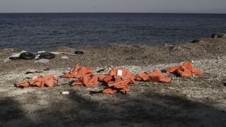 Χίος: Η δεύτερη «ζωή» των σωσιβίων που συλλέγονται από τις ακτές