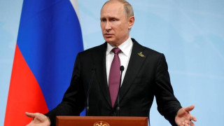 Ο Πούτιν εκτιμά τον εποικοδομητικό διάλογο με το Βατικανό