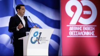 Με «ανακατανομή δαπανών» θα χρηματοδοτηθούν οι εξαγγελίες Τσίπρα στη ΔΕΘ