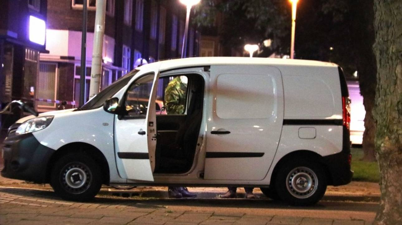 Ολλανδία: Κρατείται ο οδηγός του βαν με τις φιάλες αερίου (pics)