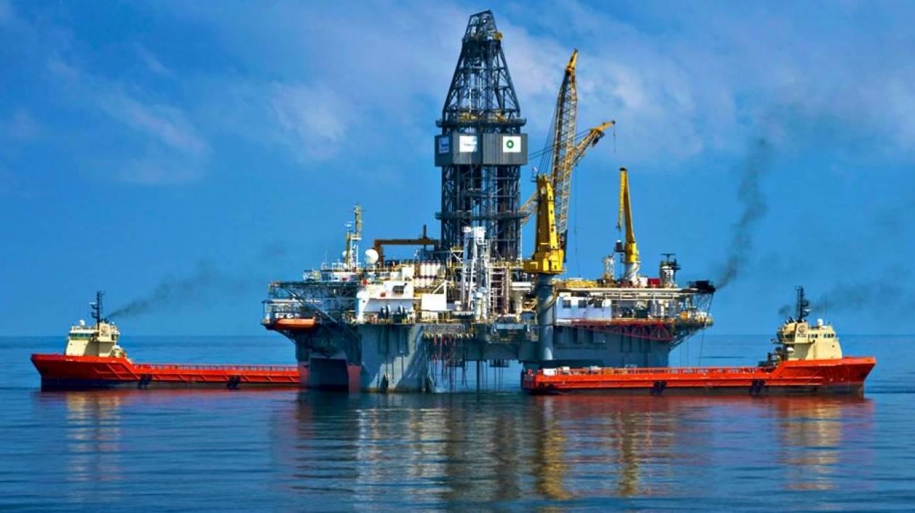 Ξεκινούν οι έρευνες για υδρογονάνθρακες σε δύο θαλάσσιες περιοχές