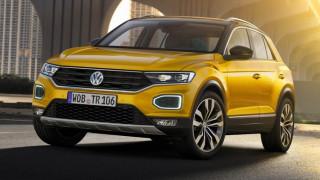 Το νέο VW T-Roc είναι το Golf σε έκδοση SUV με νεανικό στυλ και βάση τα 1.000 κυβικά