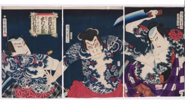 Αποκρυπτογραφώντας τα ιαπωνικά τατουάζ