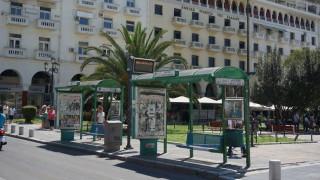 Θεσσαλονίκη: 70 αστικά λεωφορεία στους δρόμους της πόλης