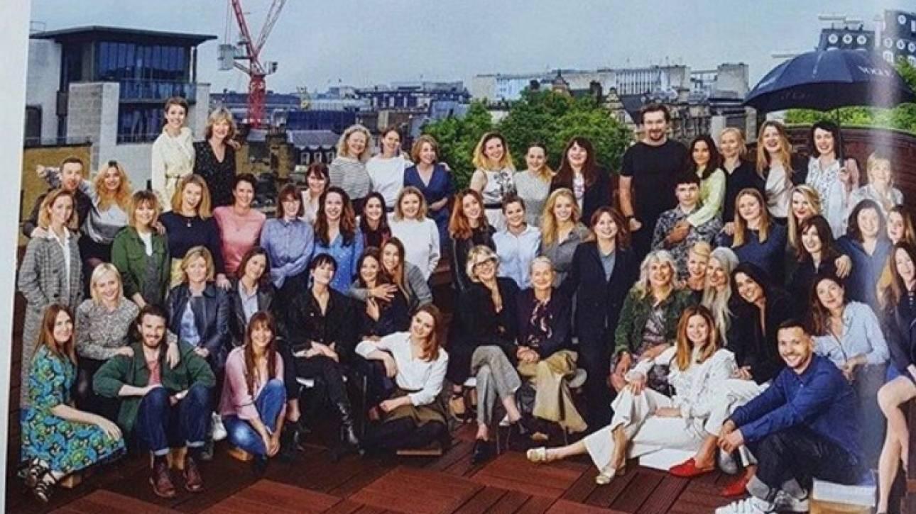 Η Ναόμι Κάμπελ «καρφώνει» τη βρετανική Vogue για ρατσισμό
