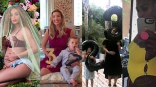 Πώς να ανακοινώσεις μία εγκυμοσύνη; Οι σταρ διδάσκουν!