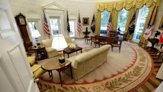 Μία πρώτη ματιά στον ανακαινισμένο Λευκό Οίκο