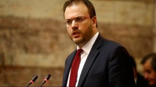 Ο Θεοχαρόπουλος δεν αποκλείει να είναι υποψήφιος για την ηγεσία της Κεντροαριστεράς