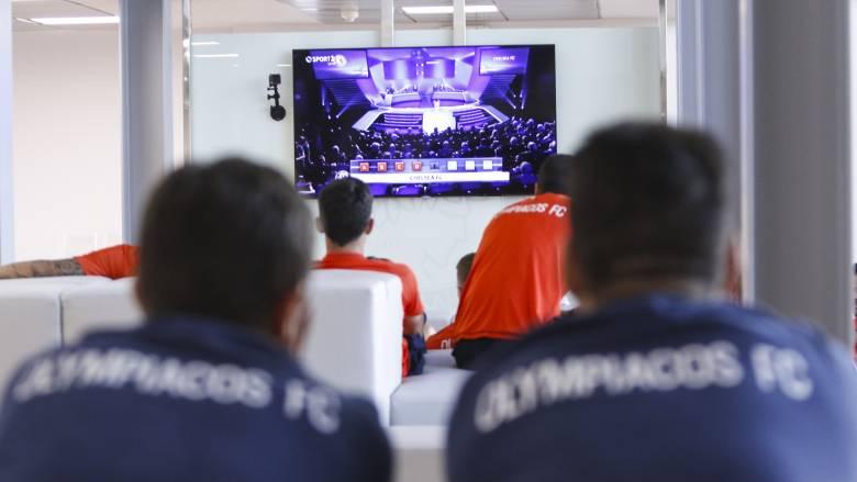 Champions League: Δύσκολη κλήρωση του Ολυμπιακού, Μέσι και Βαλβέρδε στην Αθήνα