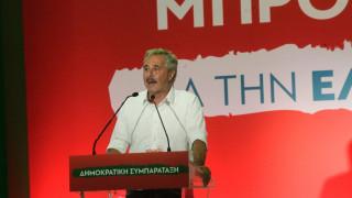 Και ο Μανιάτης πρόκειται να είναι υποψήφιος για την ηγεσία της Κεντροαριστεράς