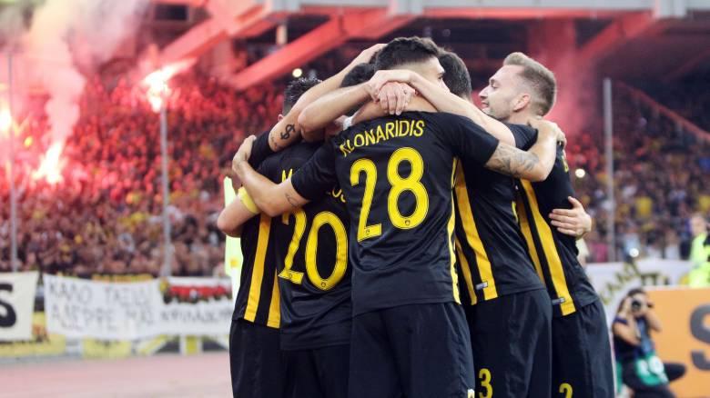 Europa League: Μεγάλη πρόκριση της ΑΕΚ, αποκλεισμός σοκ του ΠΑΟΚ