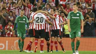Europa League: Αποκλεισμός με ψηλά το κεφάλι για τον Παναθηναϊκό