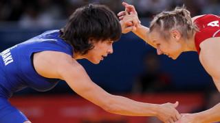 Χάλκινο μετάλλιο η Πρεβολαράκη στο παγκόσμιο πάλης