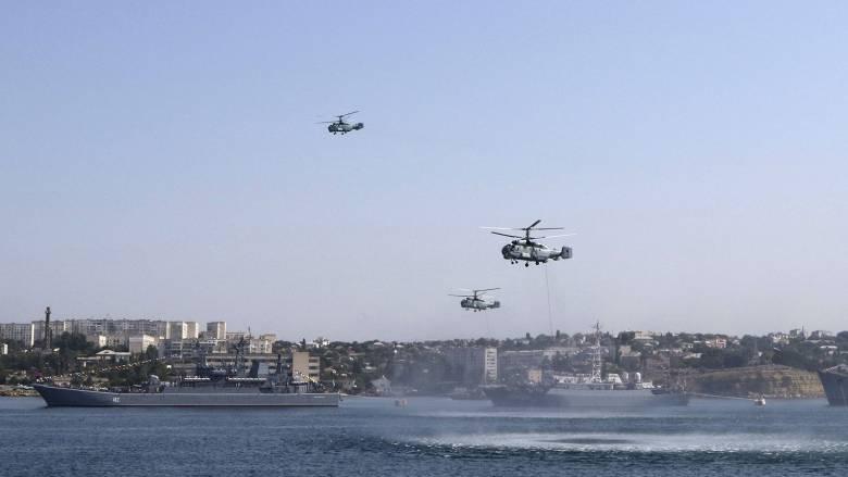Ρωσία: 12 νεκροί από πτώση λεωφορείου στη θάλασσα