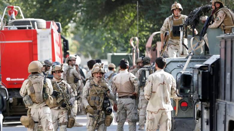 Επίθεση σε σιιτικό τέμενος στην Καμπούλ