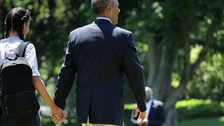 Φοιτήτρια στο Χάρβαρντ η Μαλία - Συγκίνηση για τους Ομπάμα