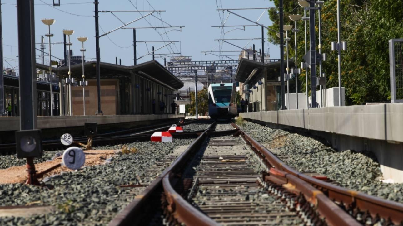 Τραγωδία στα Τρίκαλα - Τρένο παρέσυρε και διαμέλισε άνδρα