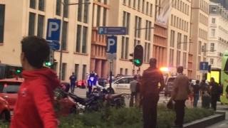 Άνδρας με ματσέτα δέχτηκε πυρά στρατιωτών στις Βρυξέλλες