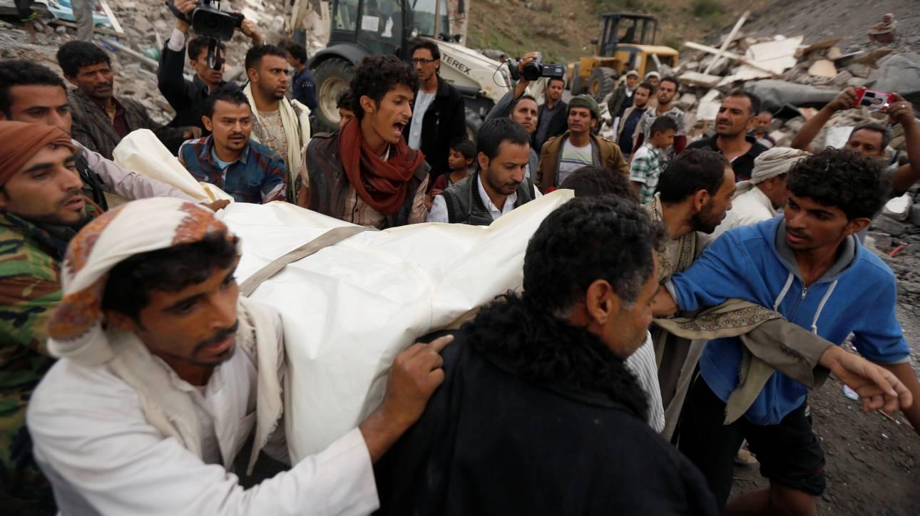 «Νύχτες φρίκης» ζουν οι κάτοικοι της Υεμένης