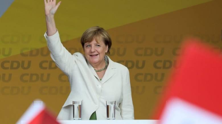 Μέρκελ: Ανοικτό το αποτέλεσμα των εκλογών
