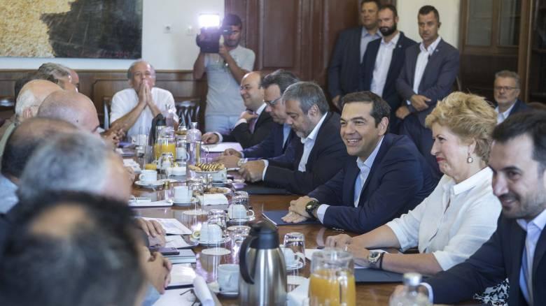 Η τόνωση της οικονομίας της Β. Ελλάδας στο επίκεντρο των συναντήσεων Τσίπρα στη Θεσσαλονίκη