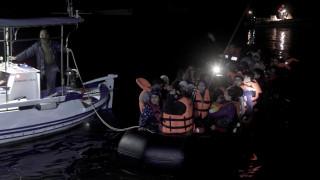 Διασώθηκαν 48 πρόσφυγες στο Καστελόριζο