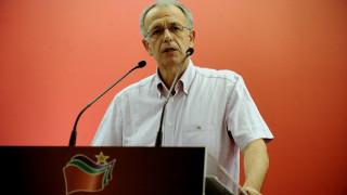Παναγιώτης Ρήγας: Επιβεβλημένη η απουσία Κοντονή από την ημερίδα στο Ταλίν