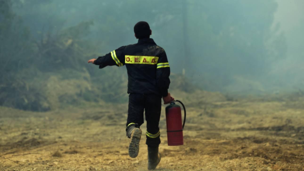 Μαίνεται η πυρκαγιά στη Ζάκυνθο – Διάσπαρτα τα πύρινα μέτωπα