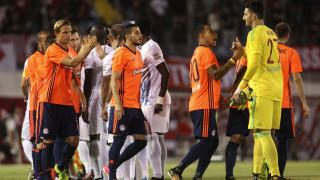 Super League: Δύσκολη επικράτηση του Ολυμπιακού επί της Λαμίας